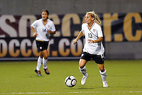 Kristine Lilly...USWNT tied Sweden 1-1 at Morrison Stadium, Omaha Nebraska.