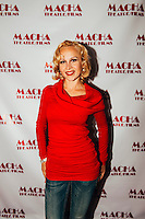 Margo Alison at The Opening Night of Garbo's Cuban Lover on Dec. 12, 2015 (Photo by Tiffany Chien/Guest Of A Guest)