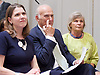 Liberal Democrat Leadership press conference. <br /> <br /> <br /> Jo Swinson - deputy leader <br /> Vince Cable - new leader <br /> Rachel Smith <br /> 20th July 2017 <br /> at The St Ermin&rsquo;s Hotel, London. Great Britain <br /> &nbsp;<br /> <br /> <br /> Photograph by Elliott Franks <br /> Image licensed to Elliott Franks Photography Services