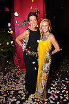 """Ann Merck and Hope Smith at the Museum of Fine Arts Houston's 2013 Grand Gala """"India"""" Friday Oct. 04,2013.(Dave Rossman photo)"""