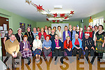 Christmas Party : Members of the Lixnaw Active Retirement Group enjoying their Christmas party at Lixnaw Community Centre on Wednesday afternoon.