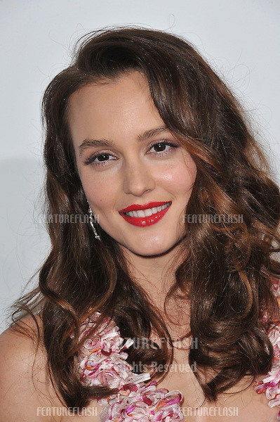"Leighton Meester at the Los Angeles premiere of her new movie ""Country Strong"" at the Academy of Motion Picture Arts & Sciences Theatre, Beverly Hills..December 14, 2010  Los Angeles, CA.Picture: Paul Smith / Featureflash"