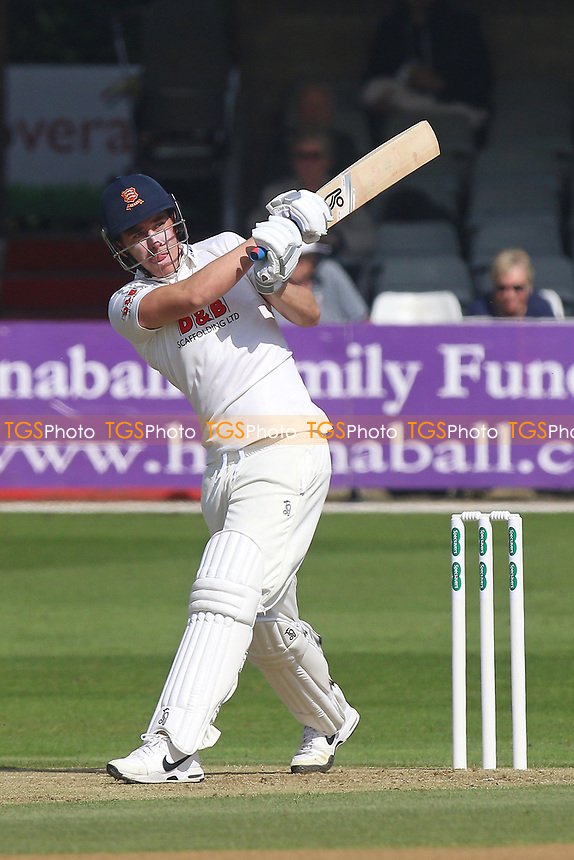 Daniel Lawrence in batting action for Essex during Essex CCC vs Durham MCCU, English MCC University Match Cricket at The Cloudfm County Ground on 2nd April 2017