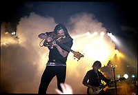 Motorhead photographed in Chicago, Illinois. <br /> December, 13 1986 <br /> CAP/MPI/GA<br /> ©GA/MPI/Capital Pictures