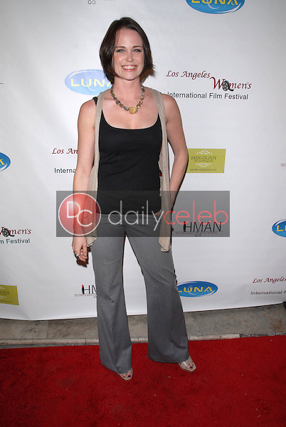 """Sprague Grayden<br /> at the 6th Annual Los Angeles Women's Int'l Film Festival Opening Night Benefit Screening of """"Serious Moonlight,"""" The Libertine, West Hollywood, CA. 03-26-10<br /> David Edwards/DailyCeleb.com 818-249-4998"""