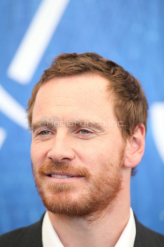 Michael Fassbender attends 'The Light Between Oceans' photocall during the 73rd Venice Film Festival on September 01, 2016 in Venice, Italy. <br /> CAP/GOL<br /> &copy;GOL/Capital Pictures /MediaPunch ***NORTH AND SOUTH AMERICAS ONLY***