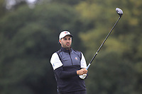 Joey Savoie of Team Canada on the 8th tee during Round 3 of the WATC 2018 - Eisenhower Trophy at Carton House, Maynooth, Co. Kildare on Friday 7th September 2018.<br /> Picture:  Thos Caffrey / www.golffile.ie<br /> <br /> All photo usage must carry mandatory copyright credit (© Golffile   Thos Caffrey)