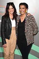 "Amy Leigh-Hickman and Sunetra Sarker<br /> at the ""Ackley Bridge"" photocall as part of the BFI & Radio Times Television Festival 2019 at BFI Southbank, London<br /> <br /> ©Ash Knotek  D3494  12/04/2019"