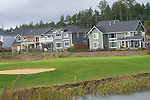 Houses on a Golf course