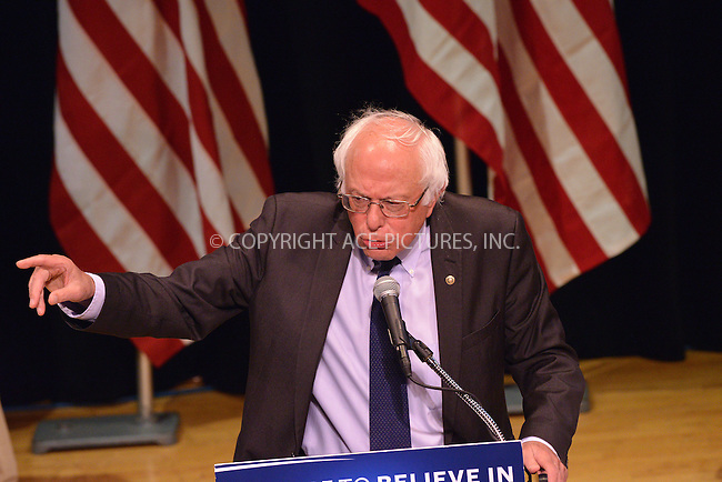 www.acepixs.com<br /> <br /> June 23 2016, New York City<br /> <br /> Senator Bernie Sanders held a rally at Town Hall on June 23 2016 in New York City<br /> <br /> By Line: Curtis Means/ACE Pictures<br /> <br /> <br /> ACE Pictures Inc<br /> Tel: 6467670430<br /> Email: info@acepixs.com<br /> www.acepixs.com