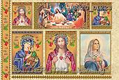Alfredo, CHRISTMAS SANTA, SNOWMAN, decoupage, paintings(BRTOD1223,#X#,#DP#) Weihnachten, Navidad, illustrations, pinturas