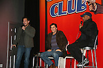 Ricky Paull Goldin & Vincent Irizarry & Darnell Williams - All My Children actors came to see fans on November 21, 2009 at Uncle Vinnie's Comedy Club at The Lane Theatre in Staten Island, NY for a VIP Meet and Greet for photos, autographs and a Q & A on stage. (Photo by Sue Coflikn/Max Photos)