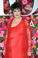 NEW YORK, NY - JUNE 10: Rita Moreno attends the 72nd Annual Tony Awards at Radio City Music Hall on June 10, 2018 in New York City.  <br /> CAP/MPI/JP<br /> &copy;JP/MPI/Capital Pictures