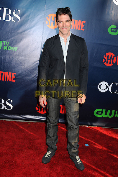 17 July 2014 - West Hollywood, California - Thomas Gibson. CBS, CW, Showtime Summer Press Tour 2014 held at The Pacific Design Center. <br /> CAP/ADM/BP<br /> &copy;Byron Purvis/AdMedia/Capital Pictures