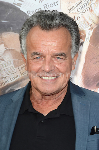 HOLLYWOOD, CA - MAY 10: Ray Wise at the 'All The Way' Los Angeles Premiere at Paramount Studios on May 10, 2016 in Hollywood, California. Credit David Edwards/MediaPunch