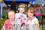 Shanon Gleeson, Aleisha Wrenn and Megan O'Brien pictured at the Tournafulla Food and Craft fair last Sunday afternoon.