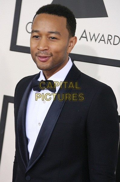 LOS ANGELES, CA - JANUARY 26 - John Legend. 56th GRAMMY Awards held at the Staples Center. <br /> CAP/ADM<br /> &copy;AdMedia/Capital Pictures