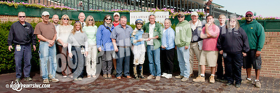 Bet The Power winning at Delaware Park on 9/26/13