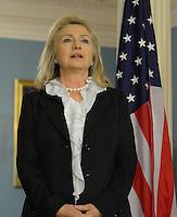 October 26, 2011  (Washington, DC)  Hillary Clinton  *FILE Photo* (Photo by Don Baxter/Media Images International)
