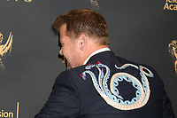 LOS ANGELES - SEP 9:  James Corden Jacket at the 2017 Creative Emmy Awards Press Room at the Microsoft Theater on September 9, 2017 in Los Angeles, CA