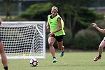 CARY, NC - MAY 18: Lynn Williams. The North Carolina Courage held a training session on May 18, 2017, at WakeMed Soccer Park Field 5 in Cary, NC.