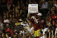 RIO DE JANEIRO, RJ 26.04.2017 -  FLAMENGO-PINHEIROS -  Partida entre Flamengo e Pinheiros, jogo 3 das quartas-de-final do NBB - Novo Basquete Brasil, nesta quarta-feira, 26 (Foto: Gustavo Serebrenick/Brazil Photo Press)