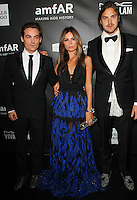 HOLLYWOOD, LOS ANGELES, CA, USA - OCTOBER 29: Kevin Zegers arrives at the 2014 amfAR LA Inspiration Gala at Milk Studios on October 29, 2014 in Hollywood, Los Angeles, California, United States. (Photo by Celebrity Monitor)