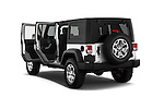 Car images of 2017 JEEP Wrangler-Unlimited Rubicon 5 Door SUV Doors