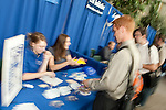 0709-32 New Graduate Student Fair..Graduate Student Association-GSA..September 13, 2007..Photo by Jaren Wilkey/BYU..Copyright BYU Photo 2007.All Rights Reserved.photo@byu.edu  (801)422-7322