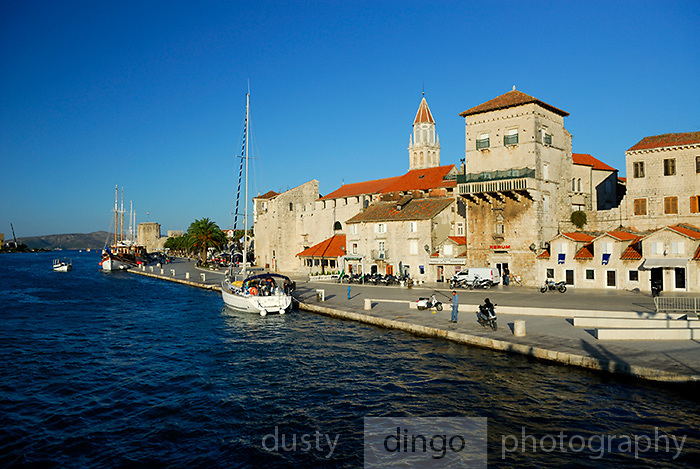 Waterfront, Trogir, Croatia