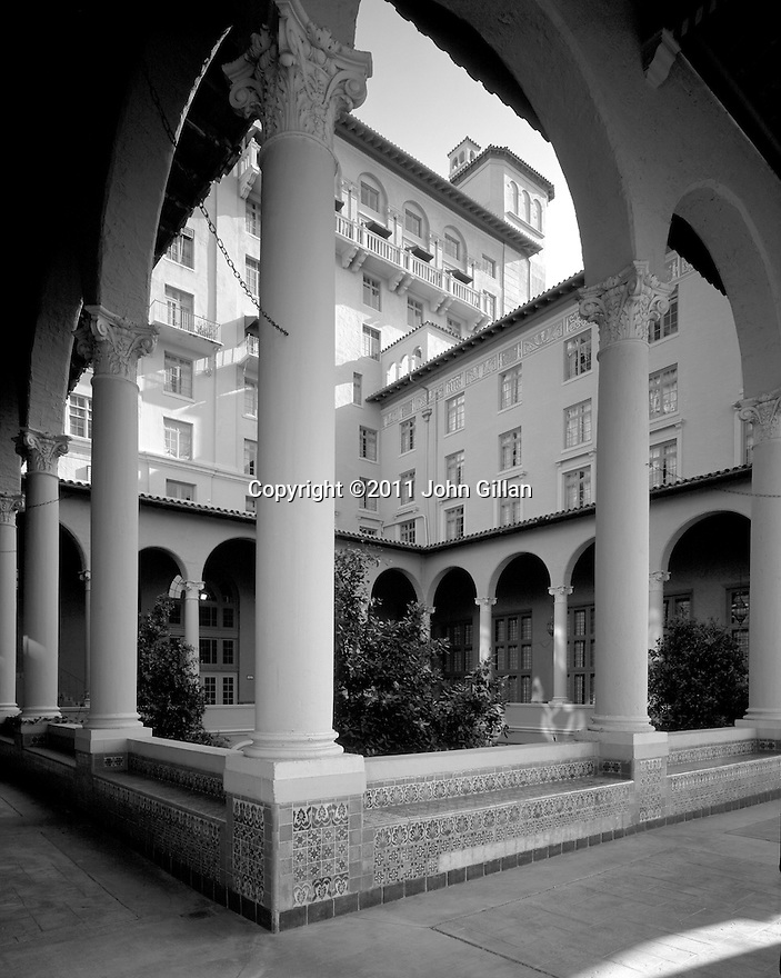 Places In Time-Historic Architecture and Landscapes of Miami. Historic Biltmore Hotel