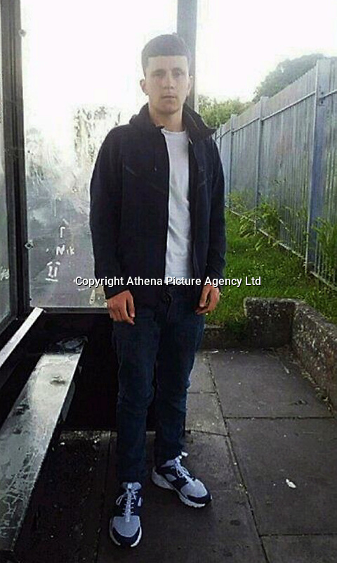 """COPY BY TOM BEDFORD<br /> Pictured: Jack Yilmaz<br /> Re: Two """"nightmare"""" teenagers have been banned from seeing each other for two years.<br /> Troublemakers Joshua Mannings, 16, and Jack Yilmaz, 17, will be arrested and locked up if they are caught together.<br /> The pair were named and shamed by a Criminal Behaviour Order after plaguing residents of Llantwit Major, Vale of Glamorgan.<br /> They were also banned from every supermarket in the town and wearing balaclavas to disguise themselves.<br /> Cardiff magistrates heard Mannings and Yilmaz caused misery to residents and business owners."""