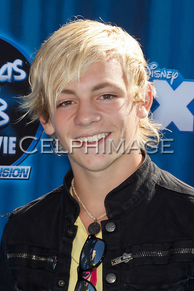 """ROSS LYNCH. Hollywood Premiere of Disney Channel's Original Movie, """"Phineas and Ferb: Across the 2nd Dimension,"""" at the El Capitan Theatre. Hollywood, CA USA. August 3, 2011. ©CelphImage"""