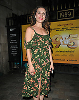 "Lucinda Lawrence at the ""9 To 5 The Musical"" theatre cast stage door departures, Savoy Theatre, The Strand, London, England, UK, on Monday 01st July 2019.<br /> CAP/CAN<br /> ©CAN/Capital Pictures"