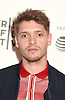 actor Billy Howle attends &quot;The Seagull&quot; Screening at the Tribecca Film Festival at BMCC on April 21, 2018 in New York City, New York, USA.<br /> <br /> photo by Robin Platzer/Twin Images<br />  <br /> phone number 212-935-0770