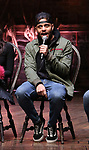 "Terrance Spencer during The Rockefeller Foundation and The Gilder Lehrman Institute of American History sponsored High School student #eduHam matinee performance of ""Hamilton"" Q & A at the Richard Rodgers Theatre on December 5,, 2018 in New York City."