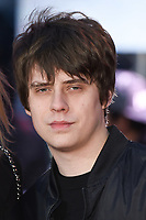 """Jake Bugg<br /> arriving for the """"Rampage"""" premiere at the Cineworld Empire Leicester Square, London<br /> <br /> ©Ash Knotek  D3395  11/04/2018"""