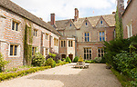 The West Wing of Littlecote House Hotel, Hungerford, Berkshire, England, UK