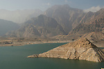 Wadi Dayqah Dam the finish of Stage 3 of the 2018 Tour of Oman running 179.5km from German University of Technology to Wadi Dayqah Dam. 15th February 2018.<br /> Picture: ASO/Muscat Municipality/Kare Dehlie Thorstad | Cyclefile<br /> <br /> <br /> All photos usage must carry mandatory copyright credit (&copy; Cyclefile | ASO/Muscat Municipality/Kare Dehlie Thorstad)