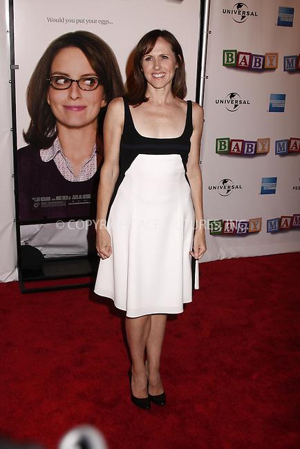 WWW.ACEPIXS.COM . . . . .  ....April 23, 2008. New York City.....Actress Molly Shannon attends the 7th Annual Tribeca Film Festival 'Baby Mama' Premiere at the Ziegfeld Theatre. ......Please byline: AJ Sokalner - ACEPIXS.COM.... *** ***..Ace Pictures, Inc:  ..Philip Vaughan (646) 769 0430..e-mail: info@acepixs.com..web: http://www.acepixs.com