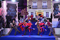 """LONDON, UK. December 12, 2018: performers at the UK premiere of """"Mary Poppins Returns"""" at the Royal Albert Hall, London.<br /> Picture: Steve Vas/Featureflash"""