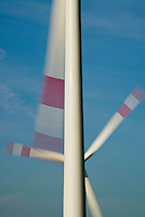 GERMANY Marne, Repower wind turbine / DEUTSCHLAND, Windkraftanlage Repower