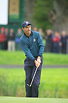Padraig Harrington during Practice Day at the 2006 Ryder Cup at The K Club 20th September 2006..Photo: Eoin Clarke/Newsfile.