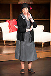 "Julieta Serrano during the theater play of ""Ninette y un señor de Murcia"" at the Fernan Gomez Theater in Madrid, January 13, 2016. <br /> (ALTERPHOTOS/BorjaB.Hojas)"