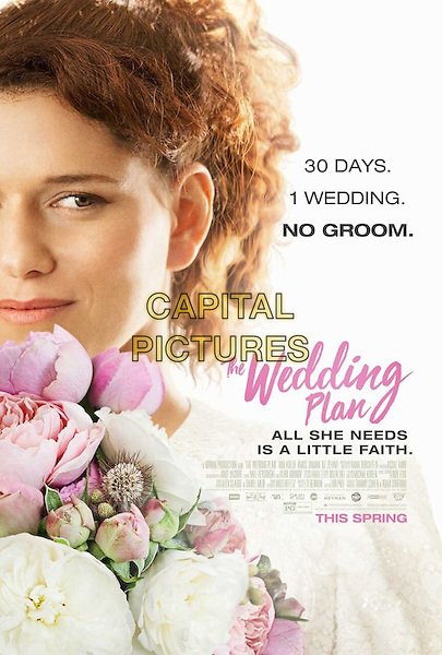 The Wedding Plan (2016)<br /> (Laavor et hakir)<br /> AMERICAN POSTER ART<br /> *Filmstill - Editorial Use Only*<br /> CAP/FB<br /> Image supplied by Capital Pictures