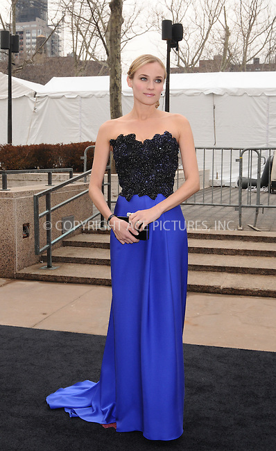 WWW.ACEPIXS.COM . . . . .  ....March 16 2009, New York City....Actress Diane Kruger arriving at The Metropolitan Opera's 125th Anniversary Gala at The Metropolitan Opera House at the Lincoln Center on March 15, 2009 in New York City.....Please byline: AJ Sokalner - ACEPIXS.COM..... *** ***..Ace Pictures, Inc:  ..tel: (212) 243 8787..e-mail: info@acepixs.com..web: http://www.acepixs.com