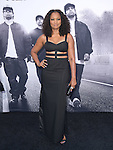 Garcelle Beauvais attends The Universal Pictures' STRAIGHT OUTTA COMPTON World Premiere held at The Microsoft Theatre  in Los Angeles, California on August 10,2015                                                                               © 2015 Hollywood Press Agency