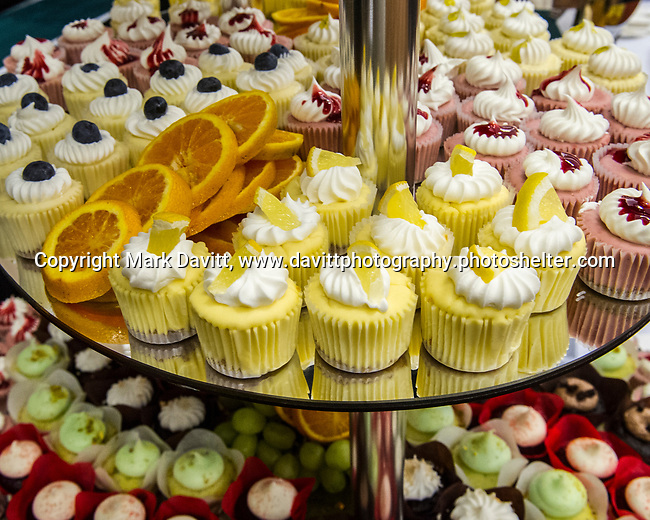 The Altoona Chamber of Commerce again hosted Taste of Altoona at Prairie Meadows Sept. 5. The event offers Altoona area residents an opportunity to sample appetizers, entrees and desserts from area businesses. Prairie Meadows ofDesert cupcakes offered a wide variety of deserts.