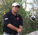 Ricardo Gonzalez (ARG) during.day two of the Alstom Open de France, Golf National Saint-Quentin-en-Yvelines, Paris. 1/7/11.Picture Fran Caffrey/www.golffile.ie