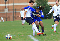 Washington, D.C. - Sunday, November 22, 2015: Georgetown University defeated Hofstra University 3-0 in a NCAA tournament second round game at Shaw Stadium.